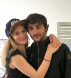 Mélanie et Alexandre