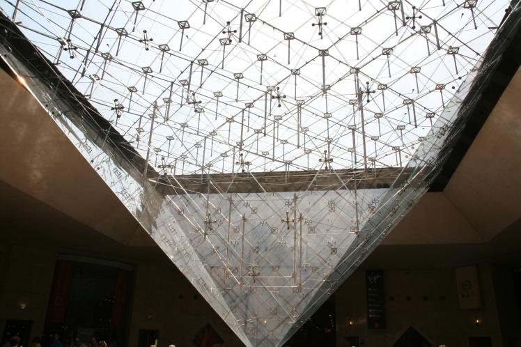 la Pyramide inversée - Carrousel