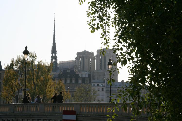 Paris avril 2010